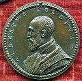 Pastorino, medaglia di alberto lollio, filosofo e poeta fiorentino, 1562.JPG