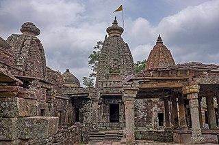 Town in Madhya Pradesh, India