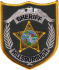 Patch of the Hillsborough County, Florida Sheriff's Office.png
