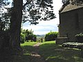 Path through the churchyard of St. Lawrence's - geograph.org.uk - 479486.jpg