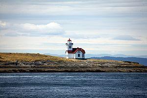 Patos Island - Patos Island Light Station