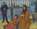 Paul Gauguin - Schuffenecker's Studio - Google Art Project.jpg