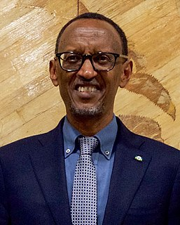ruandischer Präsident
