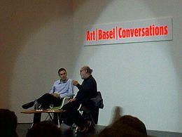 Paul McCarthy at Art Basel, 2010.jpg