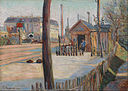 Paul Signac - Railway junction near Bois-Colombes - Google Art Project.jpg