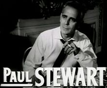 Paul Stewart in The Bad and the Beautiful trailer.jpg