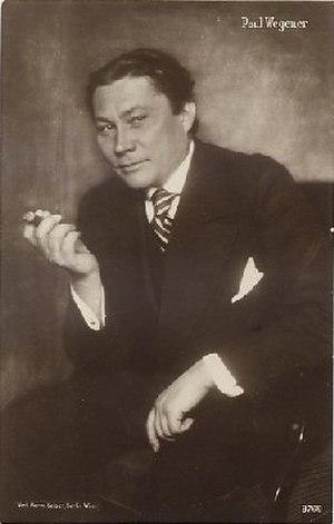 Paul Wegener - Paul Wegener