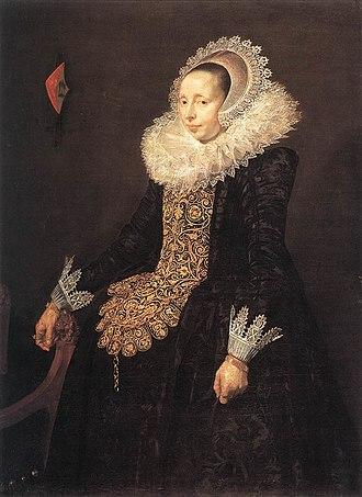 Catharina Both-van der Eem - Image: Paulus van Beresteyns vrouw Catharina Both van der Eem