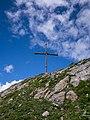 Paznaun - Rauher Kopf - Gipfelkreuz 02.jpg