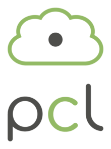 Pcl (PointClouds library) logo with text.png