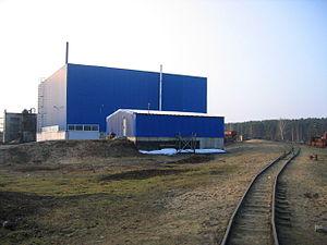 Nizhny Novgorod Oblast - Peat Briquette Factory