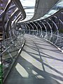 Pedestrian Bridge, Leith Street - geograph.org.uk - 1469700.jpg