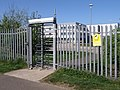 Pedestrian access point, IKEA site - geograph.org.uk - 1274896.jpg