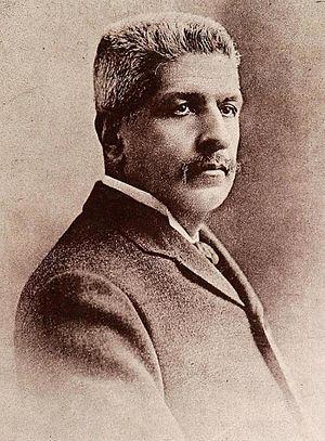 Chilean presidential election, 1901 - Image: Pedro Montt de civil