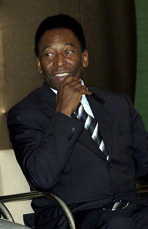 FIFA 100 - Pelé in 2008