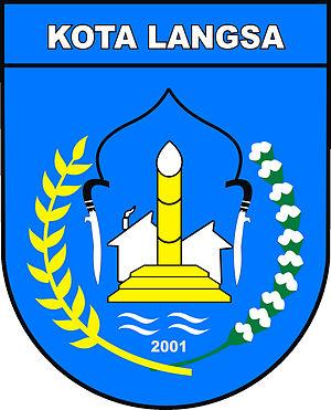 Langsa - Image: Pemko langsa