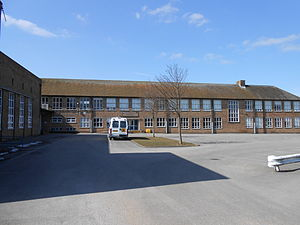 Pensby - Pensby High School