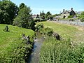 Pentaloe Brook, Mordiford - geograph.org.uk - 841727.jpg