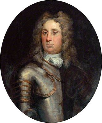 Peregrine Lascelles - Lieutenant-General Peregrine Lascelles, attributed to Sir Godfrey Kneller