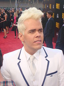Perez Hilton at American Music Awards.jpg
