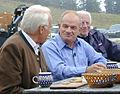 Peter Hahne Edmund Stoiber Ahornhütte8988.jpg