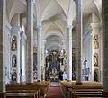 Peuerbach Kirche innen.JPG