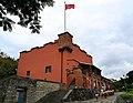 Pevnost San Domingo, Tan-šuej, Nová Tchaj-pej, Tchaj-wan.jpg