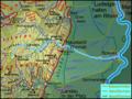 Pfaelzerwaldkarte Flussgebiete Speyerbach.png