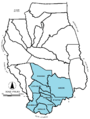 Ph bukidnon district3 locator map.PNG
