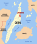 Ph locator cebu catmon.png