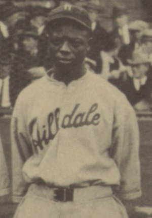 Phil Cockrell - Cockrell at the 1924 Negro League World Series