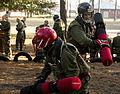 Photo Gallery, Marine recruits fight with pugil sticks, bayonet training on Parris Island 141215-M-FS592-161.jpg