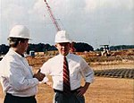 Photo of Senator Sessions on Boeing Construction Site in Decatur Alabama.jpg