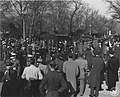 Photograph of Procession Making Ready to Leave the Library of Congress with Documents for Transfer to the National Archives (35282995726).jpg