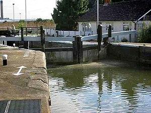 Picketts Lock -  Pickett's Lock
