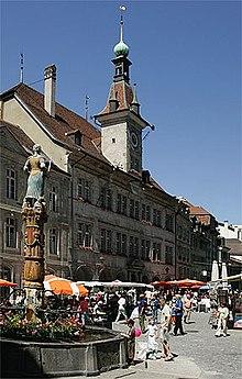 Lausanne Ville Photos