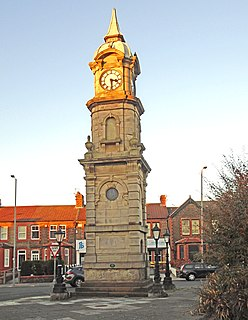 Picton Clock Tower