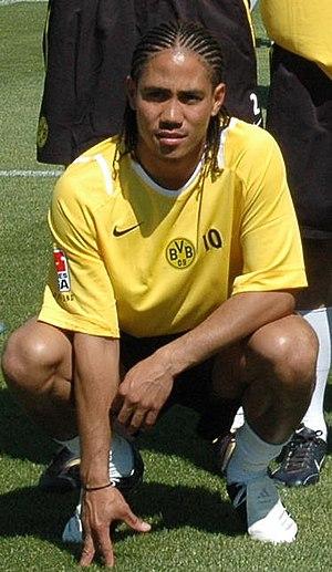 Steven Pienaar - Pienaar with Borussia Dortmund
