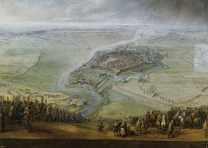 Pieter Snayers - Image: Pieter Snayers Siege of Gravelines