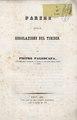 Pietro Paleocapa – Parere sulla regolazione del Tibisco, 1847 - BEIC 6283242.tif