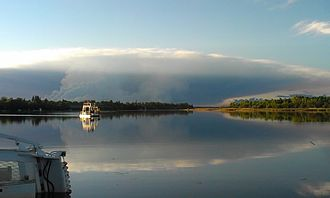 Pike Lake Provincial Park - Image: Pike Lake Looking North