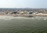 Pilings are the only structures left standing after Hurricane Ike destroyed the restaurants and businesses they supported at Galveston, Texas, Sept 080919-N-OW936-925.jpg