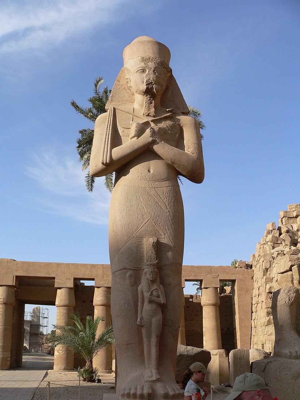 Pinedjem I Karnak