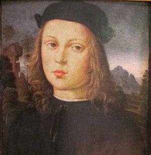 Lucrezia Borgia - Duke Alfonso of Aragon