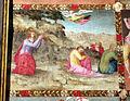 Pittore tosco-emiliano, misteri del rosario, 1550-1600 circa 07 orazione nell'orto.JPG