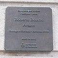 Placa de Bolaño en Barcelona.jpg