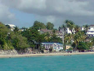 Le Gosier Commune in Guadeloupe, France