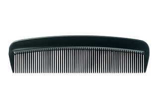 Toothed device used for styling, cleaning and managing hair and scalp