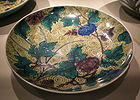 Plate with peony design Asian Art Museum SF B60P2222 n1.JPG