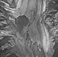 Plateau Glacier, tidewater glacier terminus and glacial flour, September 17, 1966 (GLACIERS 5781).jpg